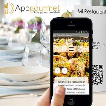 Mi Restaurante poster
