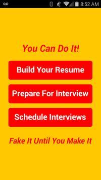 Spark Interview apk screenshot