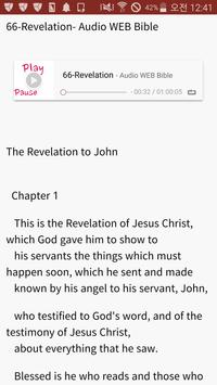 Audio World English Bible screenshot 1