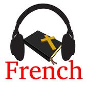 Audio French Bible - La Bible en audio icon
