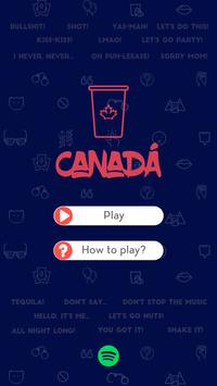 Canadá - Drinking Games screenshot 2