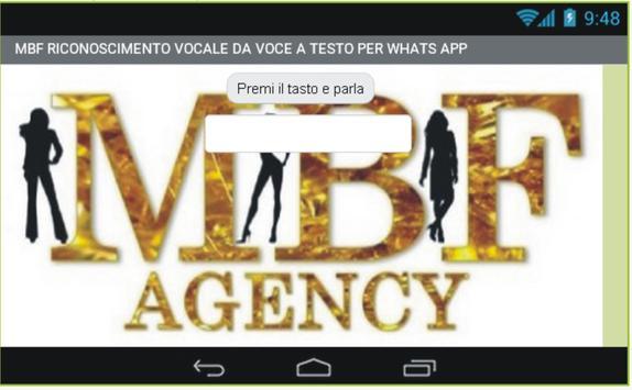 mbf vocale screenshot 1
