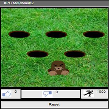 KPC MoleMash Ulfa apk screenshot