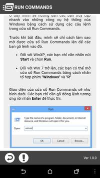 Run Commands apk screenshot
