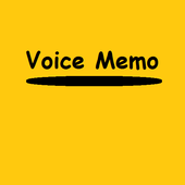 Voice MemoPad icon