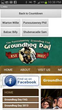 Groundhog Day Toolkit 2016 screenshot 4