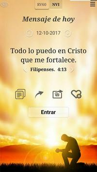 La Biblia en 3D Gratis poster