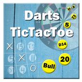 Darts TicTacToe icon