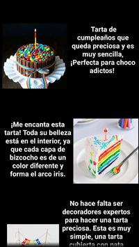 Fun Cakes/Tartas Divertidas poster