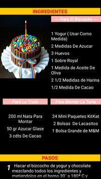 Fun Cakes/Tartas Divertidas apk screenshot