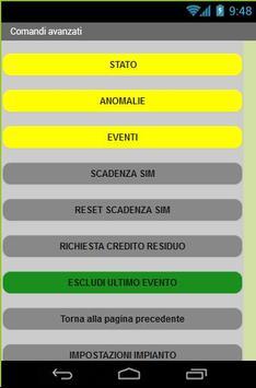 Costel App SMS screenshot 2