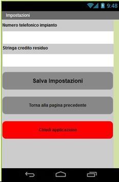 Costel App SMS screenshot 3
