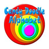 Candy Doodle Alphabet icon
