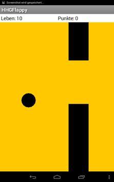 HHG-Flappy poster