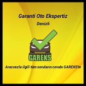 GAREKS Garanti Oto Ekspertiz Denizli icon