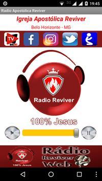 Radio Apostólica Reviver poster