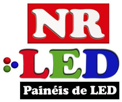 NR LED poster