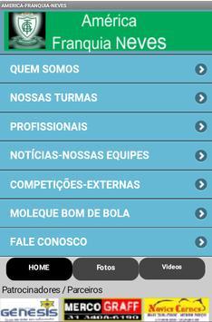 America - Franquia Neves apk screenshot
