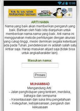 Primbon arti nama apk baixar grtis entretenimento aplicativo primbon arti nama apk imagem de tela reheart Gallery