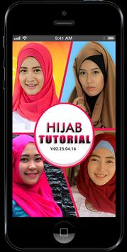 Tutorial Hijab Pashmina poster