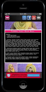 Tutorial Hijab Pashmina apk screenshot