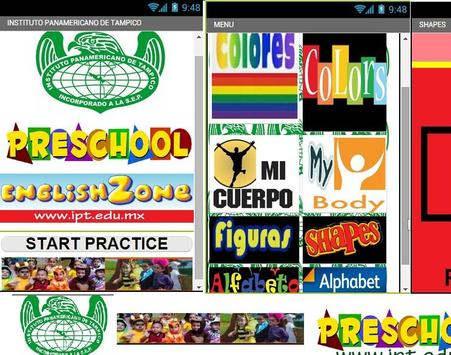 IPT PRESCHOOL PANAMERICANO apk screenshot
