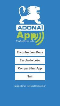 Adonai App poster