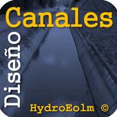 Diseño de Canales Hidráulicos HydroEolm أيقونة