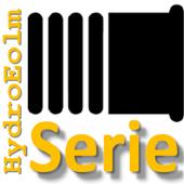 Sistema de Tuberías en Serie. Series Piping System icon