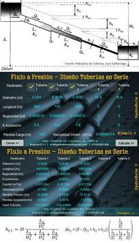 Sistema de Tuberías en Serie. Series Piping System poster