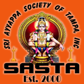 Ayyappa Temple Tampa - SASTA ikona