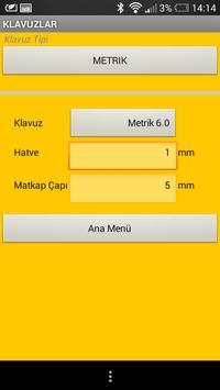 Cutting Data screenshot 3