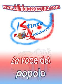Istinto Rossazzurro App poster
