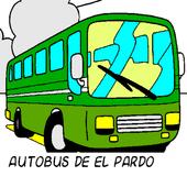 Autobus El Pardo icon