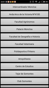 Autobus El Pardo screenshot 3
