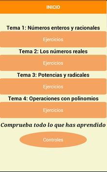 Matemáticas Percatic4.1 screenshot 1