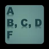 My Letter Grade icon