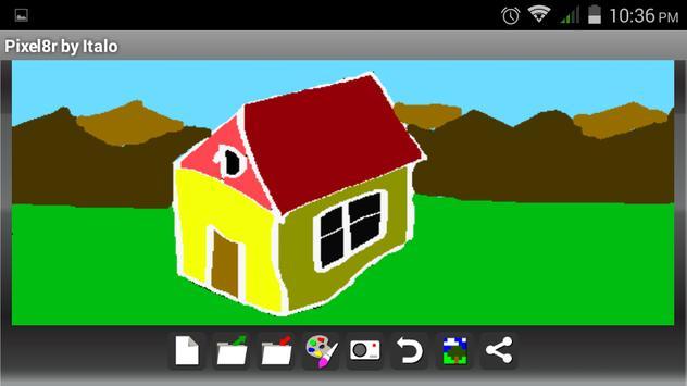 Pixel8r screenshot 4