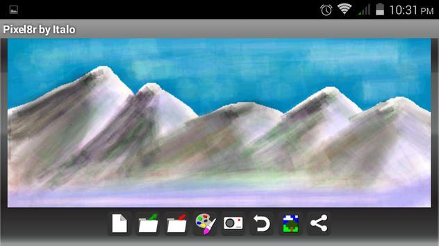 Pixel8r screenshot 2