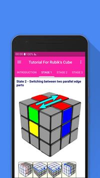 Tutorial For Rubik's Cube screenshot 2