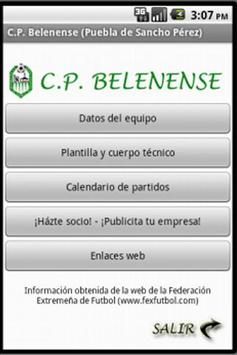 Belenense apk screenshot