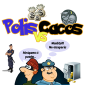 Polis VS Cacos icon