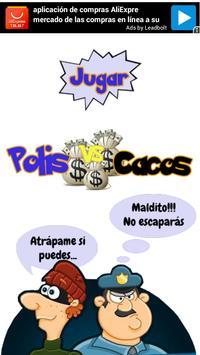 Polis VS Cacos poster
