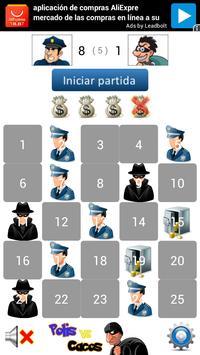 Polis VS Cacos apk screenshot
