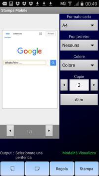 WhatsPrint® apk screenshot