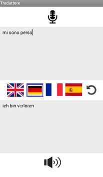 Traduttore Multilingua screenshot 2