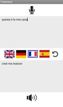Traduttore Multilingua screenshot 3