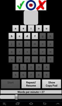 Koch Morse Code Trainer Trial screenshot 3