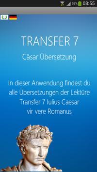 TRANSFER 7 Caesar Übersetzung apk screenshot