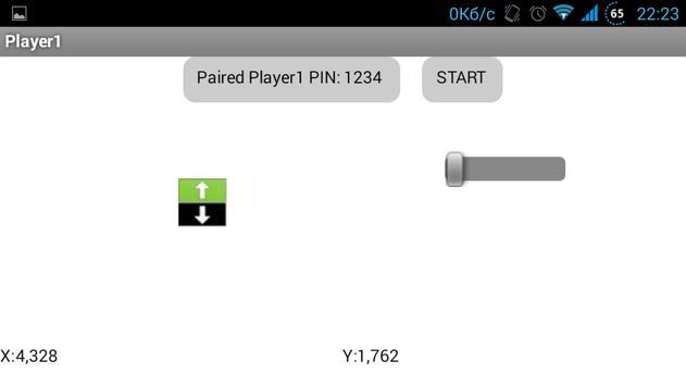 Robosoccer apk screenshot